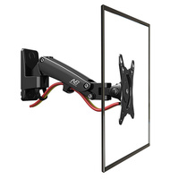 F120 Gas Strut Wall Mount - Black first thumb image
