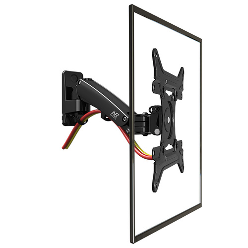 F200 Gas Strut Wall Mount- Black